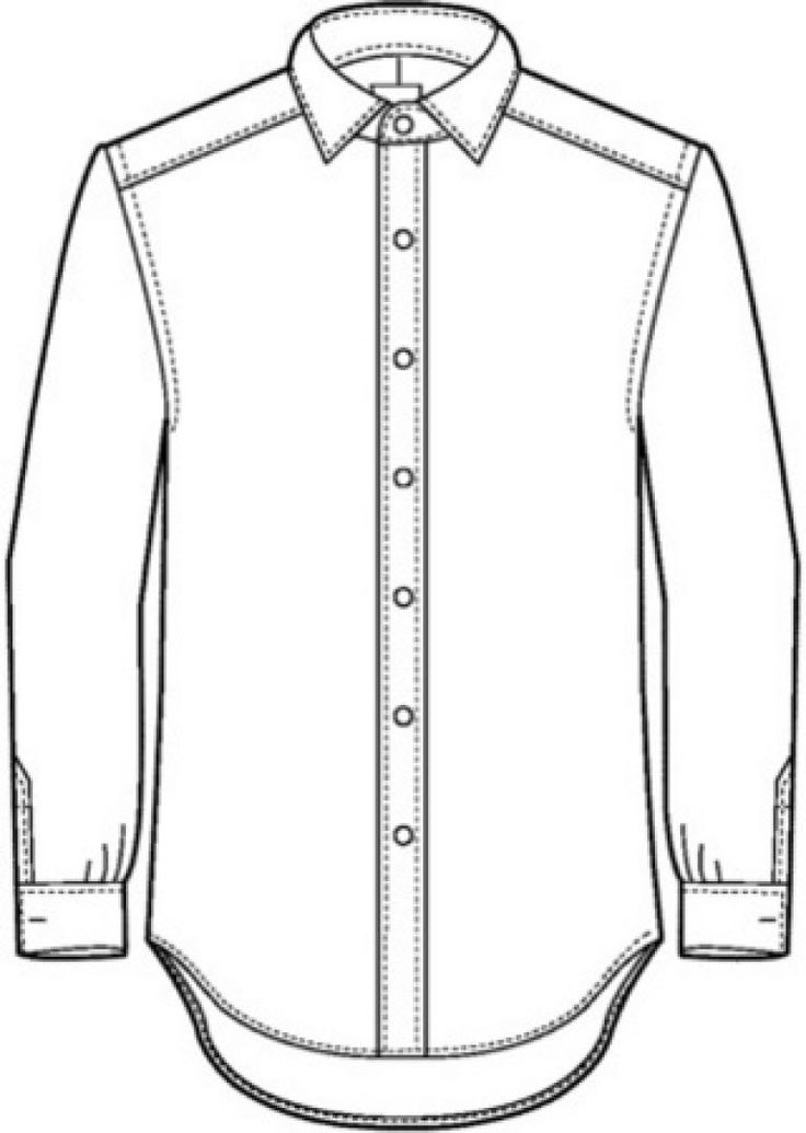 Line Drawing Shirt : Technical drawing shirt google search flat spec