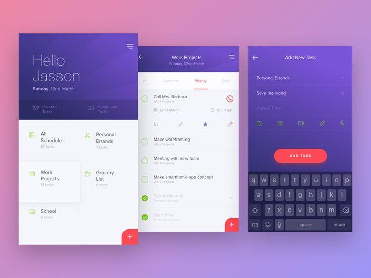 Wooke - To Do List App