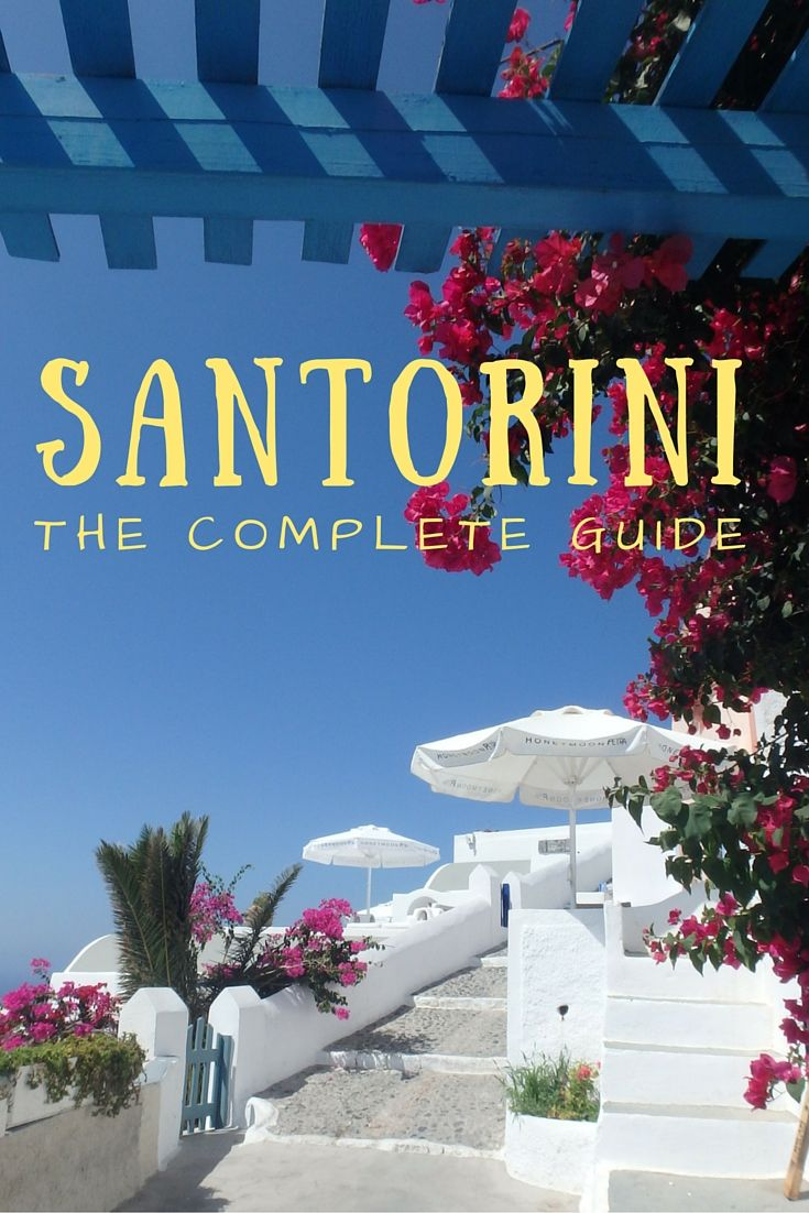 Santorini is heaven on earth. This Santorini travel guide provides information for a great intro on what to do in Santorini and where to stay on the island