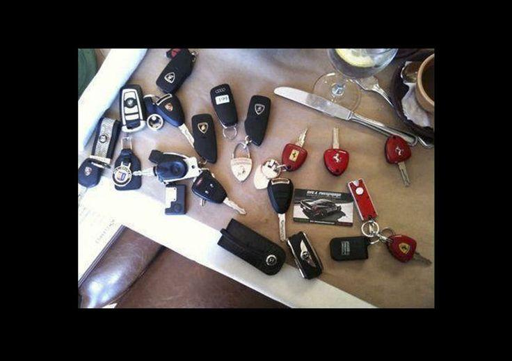 Drogas, armas y coches de lujo: La vida del hijo de la 'droga'
