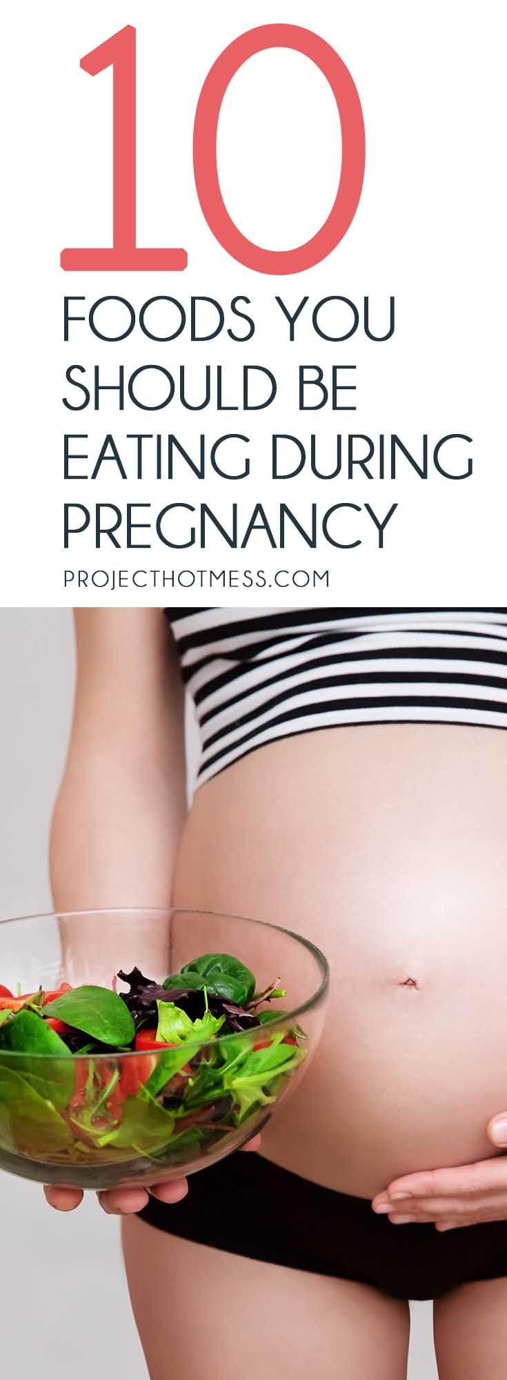 There's a whole big list of foods you can't eat, but have you considered the foods you should be eating during pregnancy? They're super tasty and nutritious too.     Pregnancy | Pregnant | Nutrition | Food | Pregnant Woman | First Pregnancy | New Mom | Being Pregnant | Maternity | Early Pregnancy | First Trimester | Second Trimester  via @project_hotmess