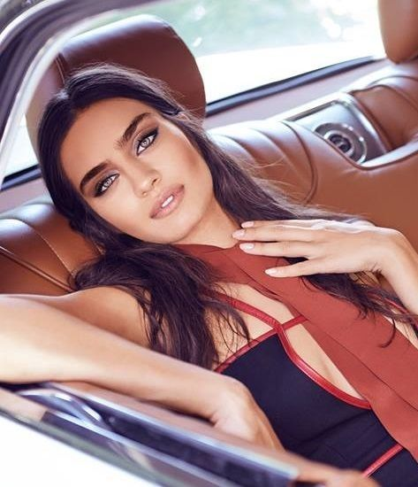 Turkish actress and Miss Turkey 2014 Amine Gülşe