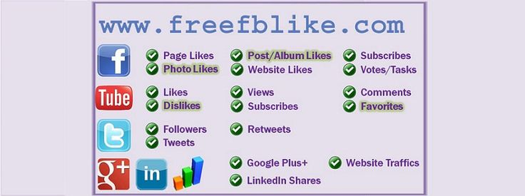 Its about social media marketing on famous networks like Facebook, twitter Google plus, YouTube and LinkedIn. http://www.freefblike.com