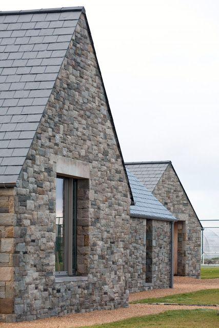 DISENO DE CASAS DE PIEDRA EN IRLANDIA en diseñodecasas.blogspot.com