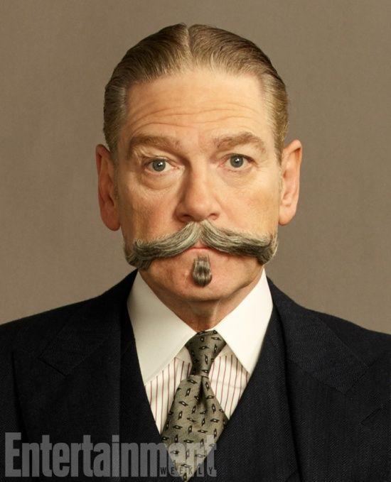 Murder on the Orient Express: Los personajes del remake de este clásico. Kenneth Branagh