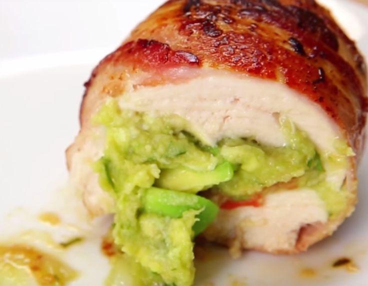 Tätä reseptiä sinä kaipaat juuri nyt: guacamole-kanapommit