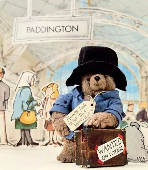 I loved Paddington as a kid, especially Michael Hordern's narration.