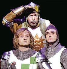 TimeWarp - Monty Python's Spamalot Original 2005 Cast Recording CD