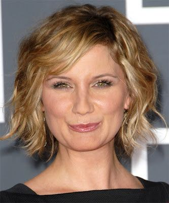 hairstyles for women over 50 with frizzy hair   Jennifer Nettles Hairstyles - Hairstyles Ideas