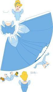 Cinderella-para-armar-174x300