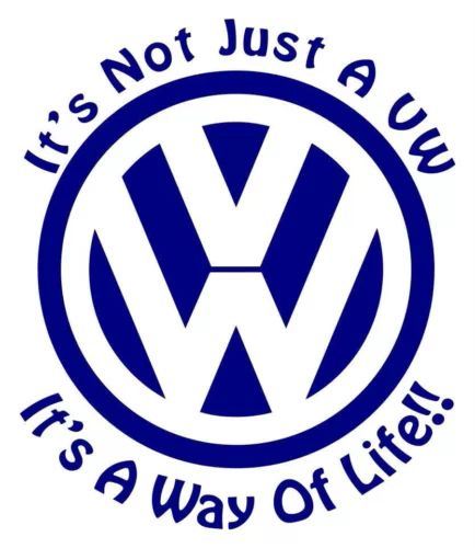 Decal Stickers For Vw