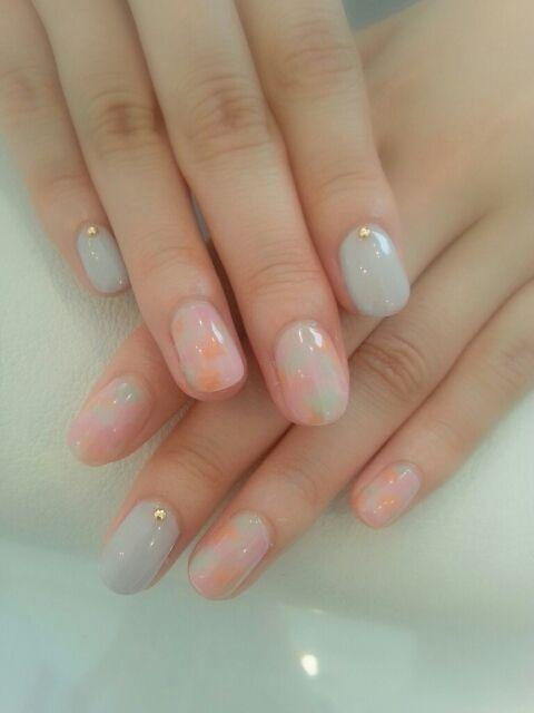 夏ピアスと夏ネイル |Nail Salon *sweet colours*|Ameba (アメーバ)