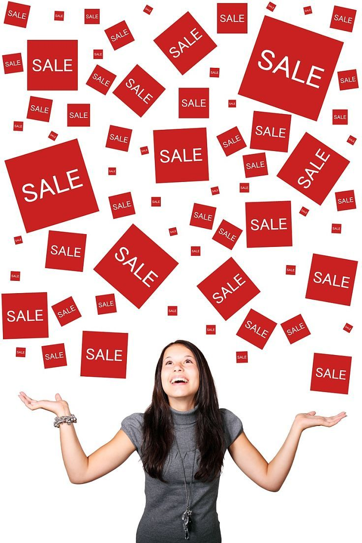 Spend More to Save More - Buying Bags of Saves on Bargain Days