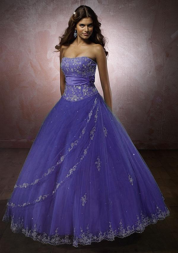 46 best purple images on Pinterest | Xv dresses, Dresses 2013 and ...
