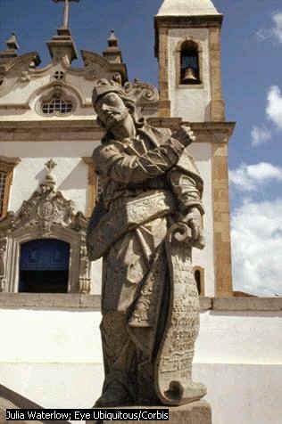 Aleijadinho: Sculpture