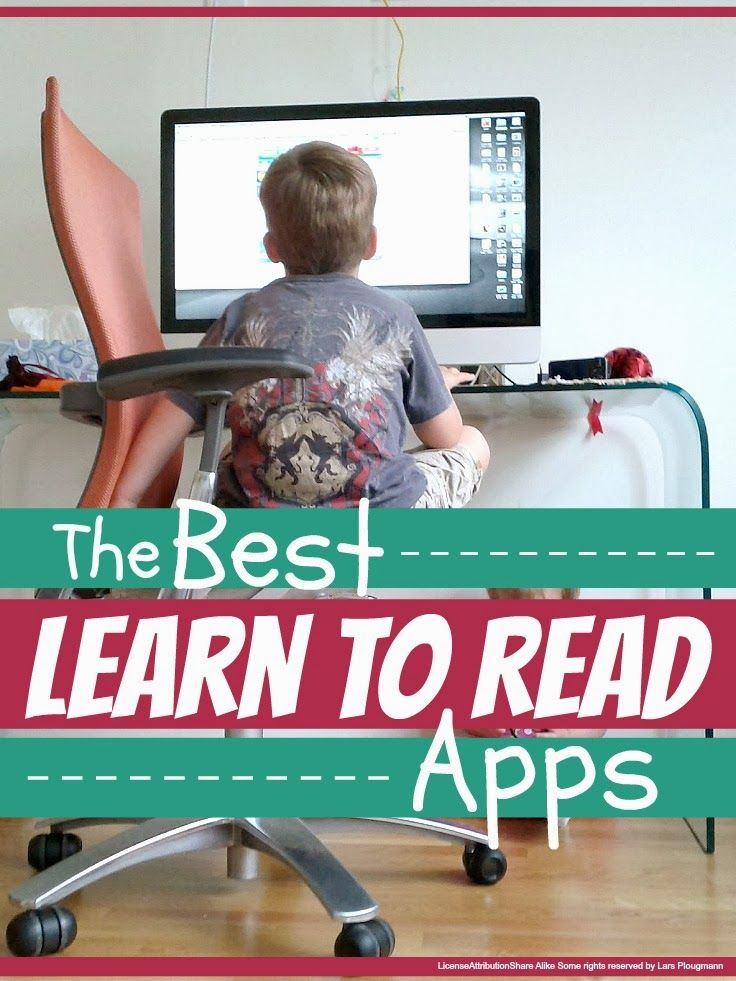 Tips on choosing the best learn to read apps for your kids @Maaike Anema Anema Boven make lists ... #phonics