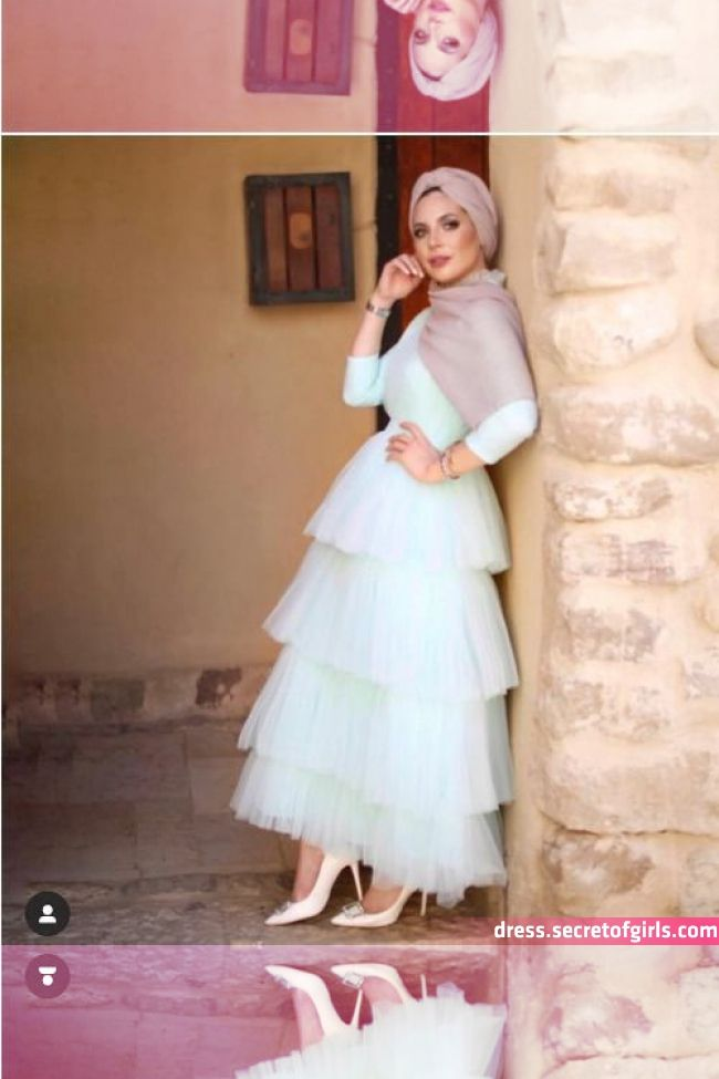 Hijab soiree outfits for women | Hijab wedding dresses, Fashion dresses, Hijab dress party    Hijab soiree outfits for women | | Just Trendy Girls