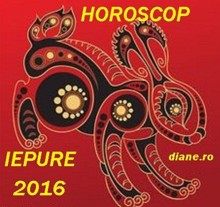 horoscop iepure 2016