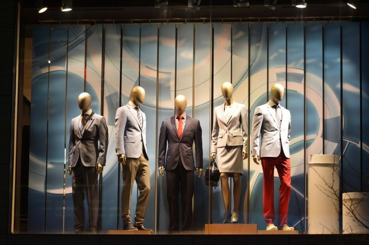 Hugo Boss windows 2013, Toronto - Canada