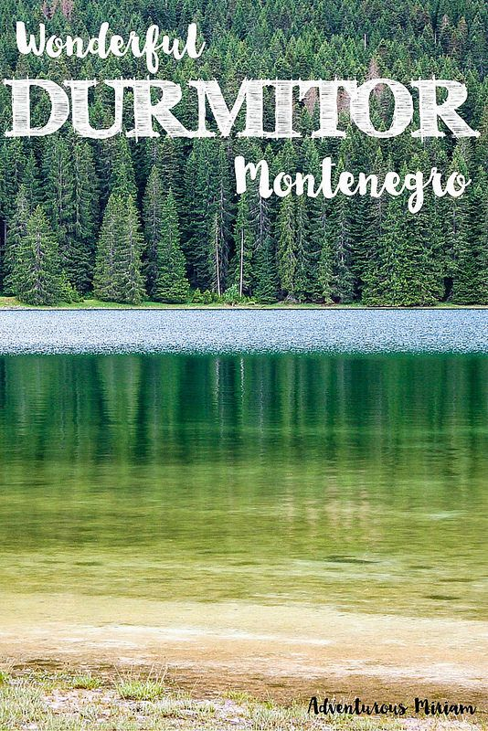 A day trip to Durmitor National Park | http://adventurousmiriam.com/a-day-trip-to-durmitor-national-park/