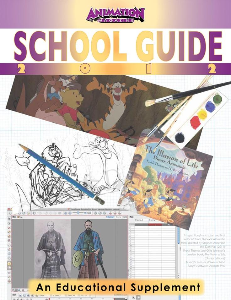 Computer Animation School Guide | Animation Magazine
