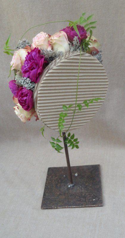 Les 25 meilleures id es concernant compositions florales for Composition florale pour table