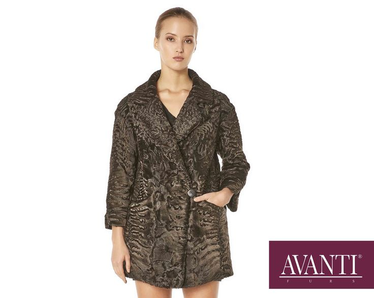 AVANTI FURS - MODEL: MARILIA SWAKARA JACKET Double Face with Cashmere #avantifurs #fur #fashion #swakara #luxury #musthave #мех #шуба #стиль #норка #зима #красота #мода #topfurexperts
