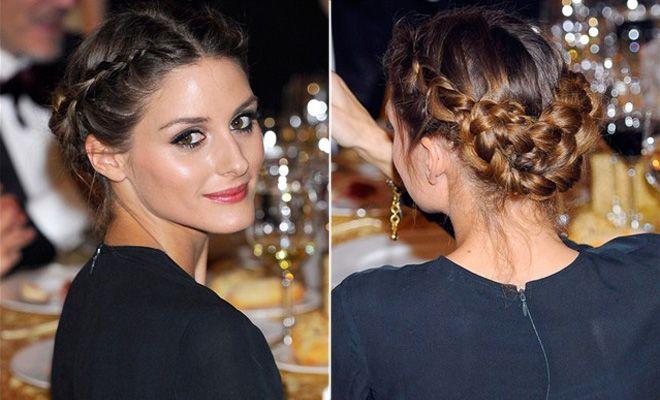 Inspírate en los peinados de Olivia Palermo