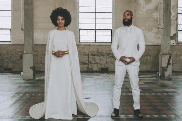 Ideas -  La boda sureña de Solange Knowles     BodaMás - El Corte Inglés