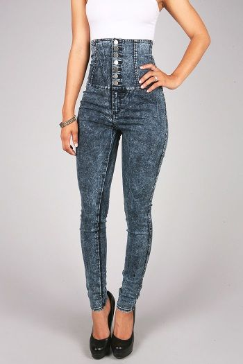 17 best images about High waist jeans/elastic on Pinterest ...