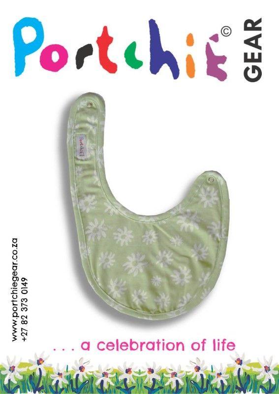 Baby bib by #portchiegear - www.portchiegear.co.za