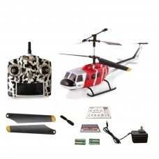"""R/C Plane Helicopter: WebRC - 12"""" Huey Helicopter"""