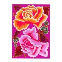 Tea Towels Mexican Rose pack of 3 - Anna Chandler