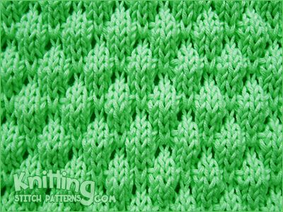 127 Best Knit And Purl Stitch Patterns Images On Pinterest