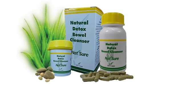Nat'Sure Detox Bowel Cleanser - suffering from Irritable Bowel Syndrome?