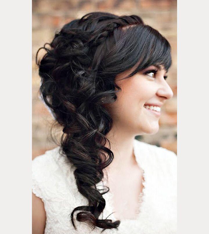 Wedding Hairstyle Bangs: 79 Best Bianca Maria Kajlich Images On Pinterest