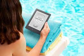 Leitor Ebooks Kobo Aura H2O