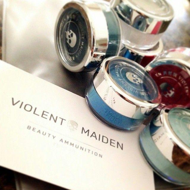 Violent Maiden unboxing shot @mysticdarkness13