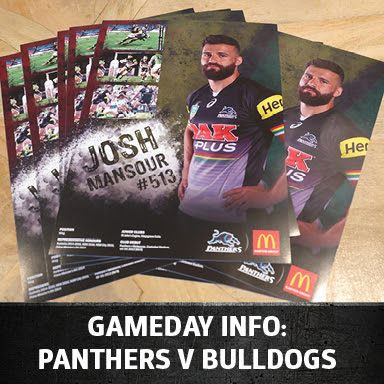 Free posters for Panthers NRL fans