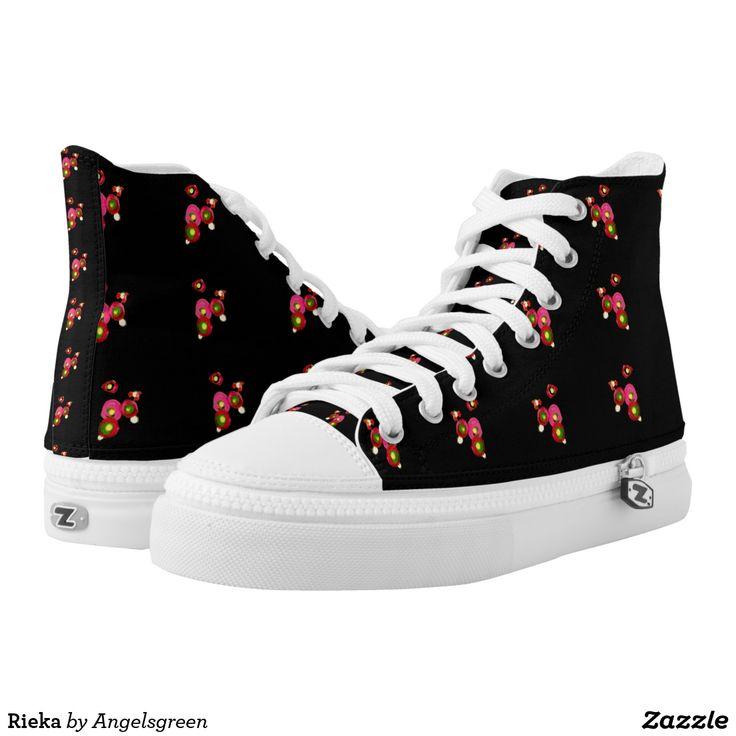 Rieka High-Top Sneakers