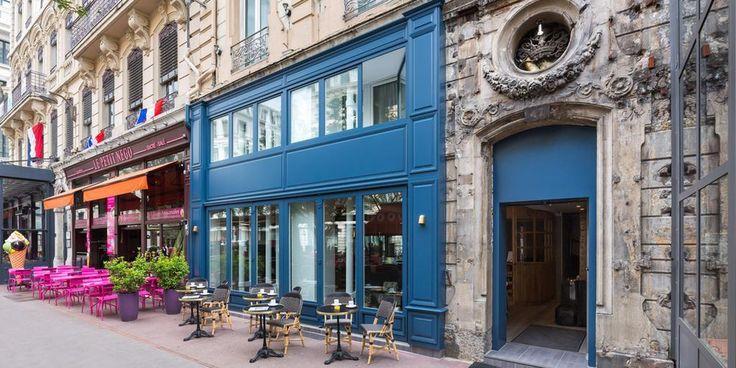 Hôtel Silky by HappyCulture, Lyon, Frankreich