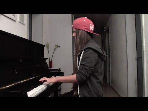 Mike Perry - The Ocean ft. Shy Martin (Piano Cover) - YouTube