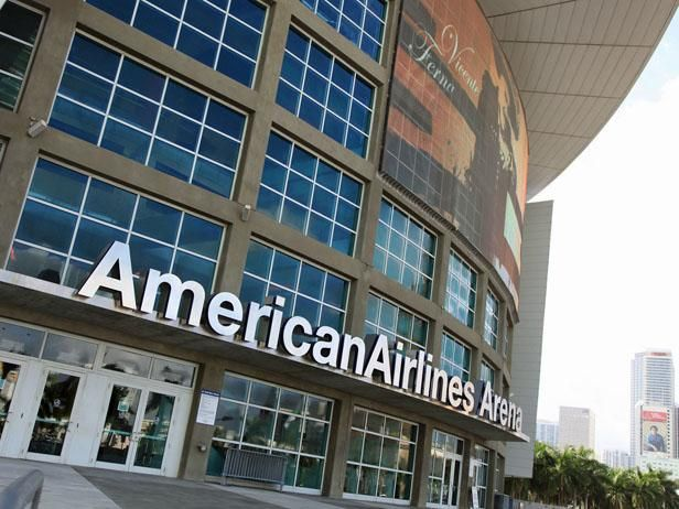 American Airlines Arena, Home of the Miami Heat (Miami, Florida)