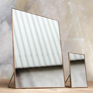 Miroir à poser rectangulaire (2 teintes) Kiko Nkuku
