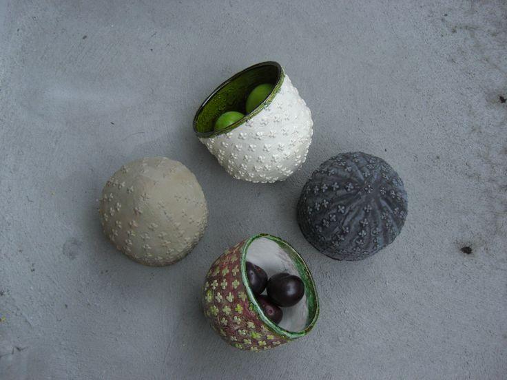 My own ceramic work. Design by Mahsa Sjöberg