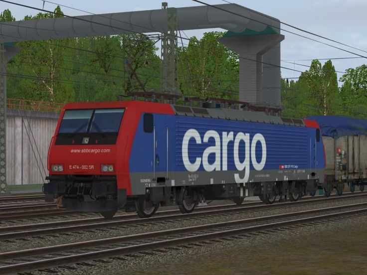 Re474 SBB Cargo