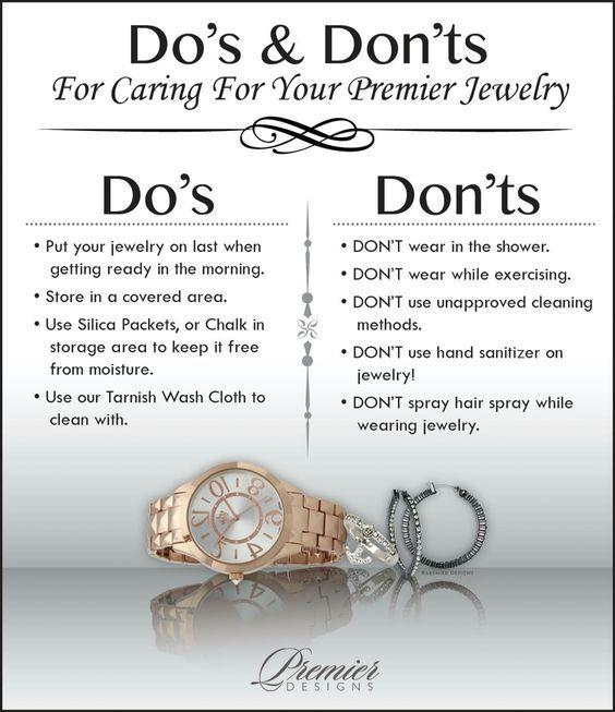 How to care for your Premier Designs Jewelry. #sparkleforsuccess http://fb.me/sparkleforsuccess