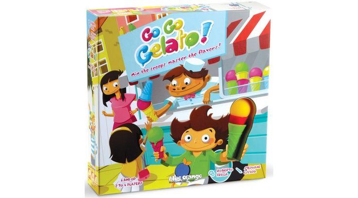 Go Go Gelato - LÁNY játékok - Fejlesztő játékok az Okosodjvelünk webáruházban