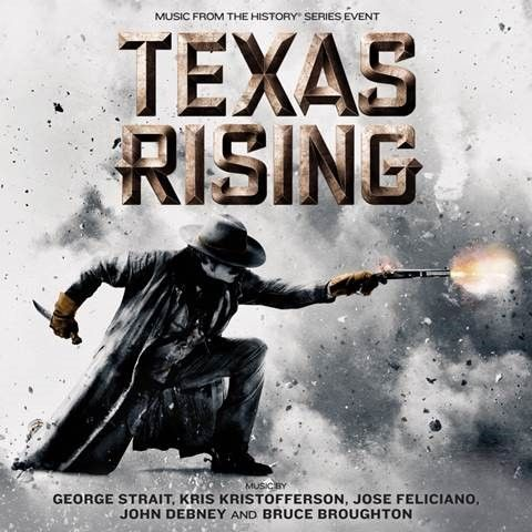 George Strait and Kris Kristofferson lead the soundtrack to History's Texas Rising miniseries, the bloody 10-hour tale of the Texas Revolution. Description from watchinga.com. I searched for this on bing.com/images