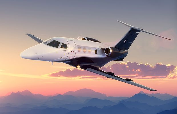 Embraer Phenom 100 | Embraer Phenom 100 | Total Fly